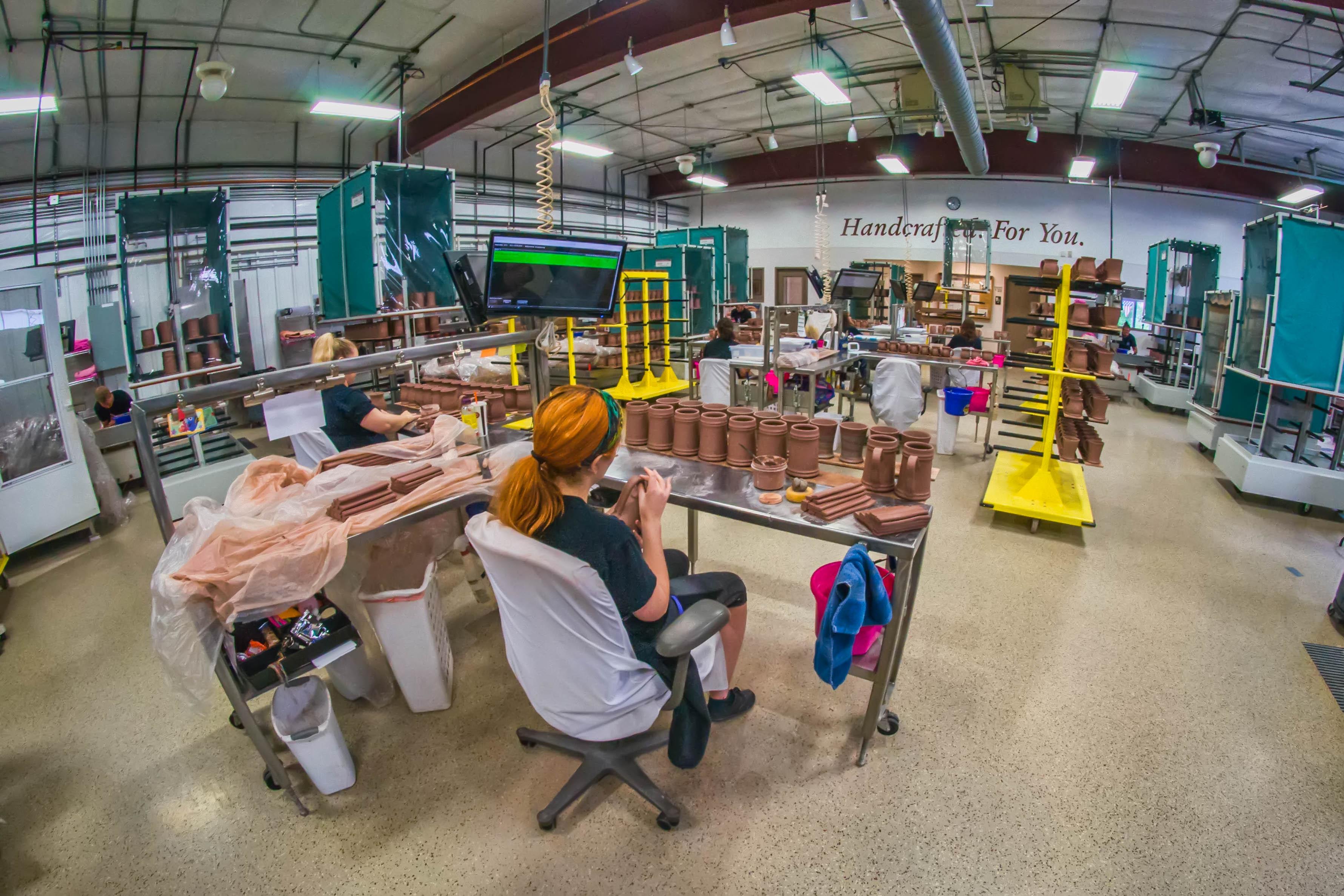 Sunset Hill Stoneware Pottery Facility