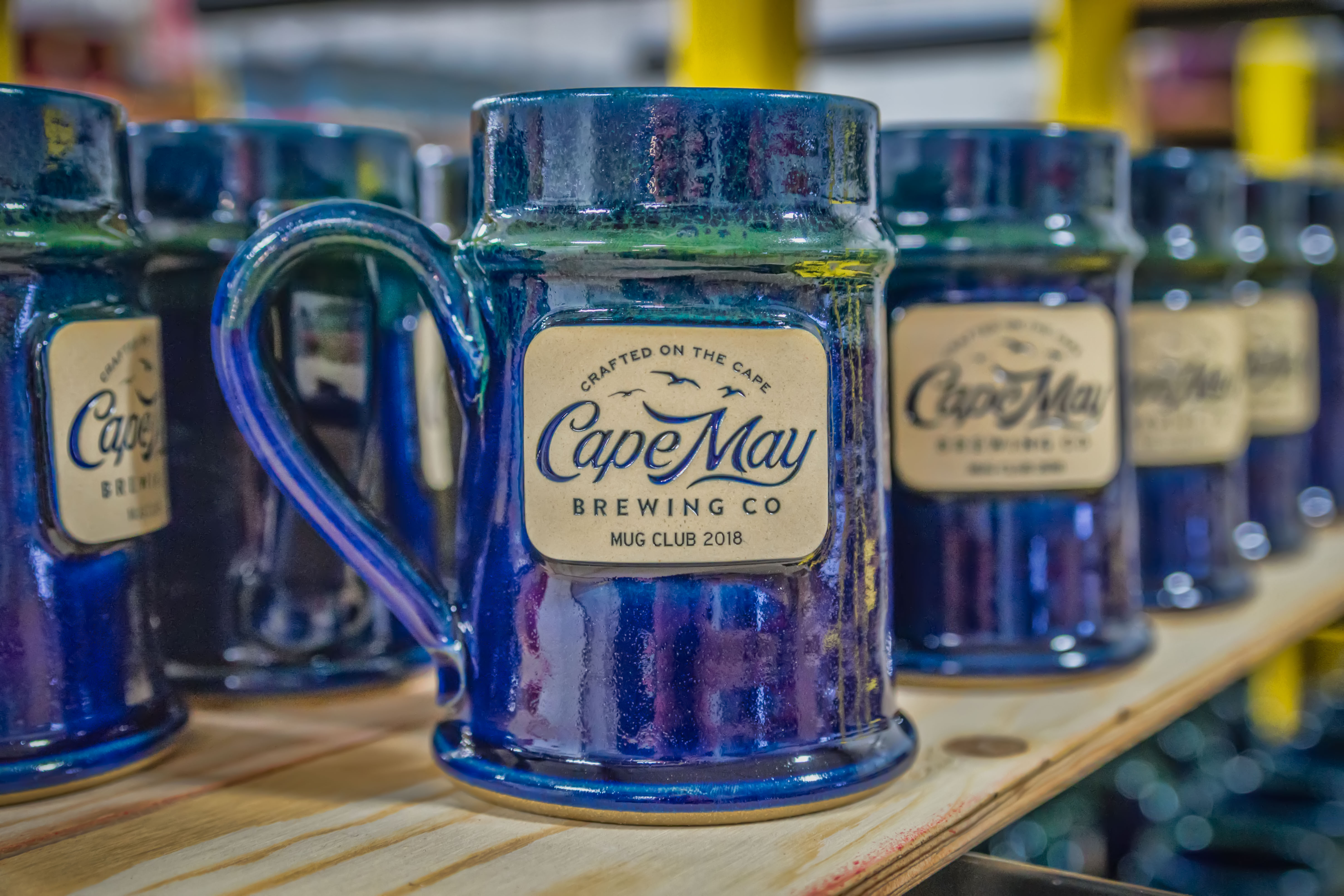 Cape May Brewing