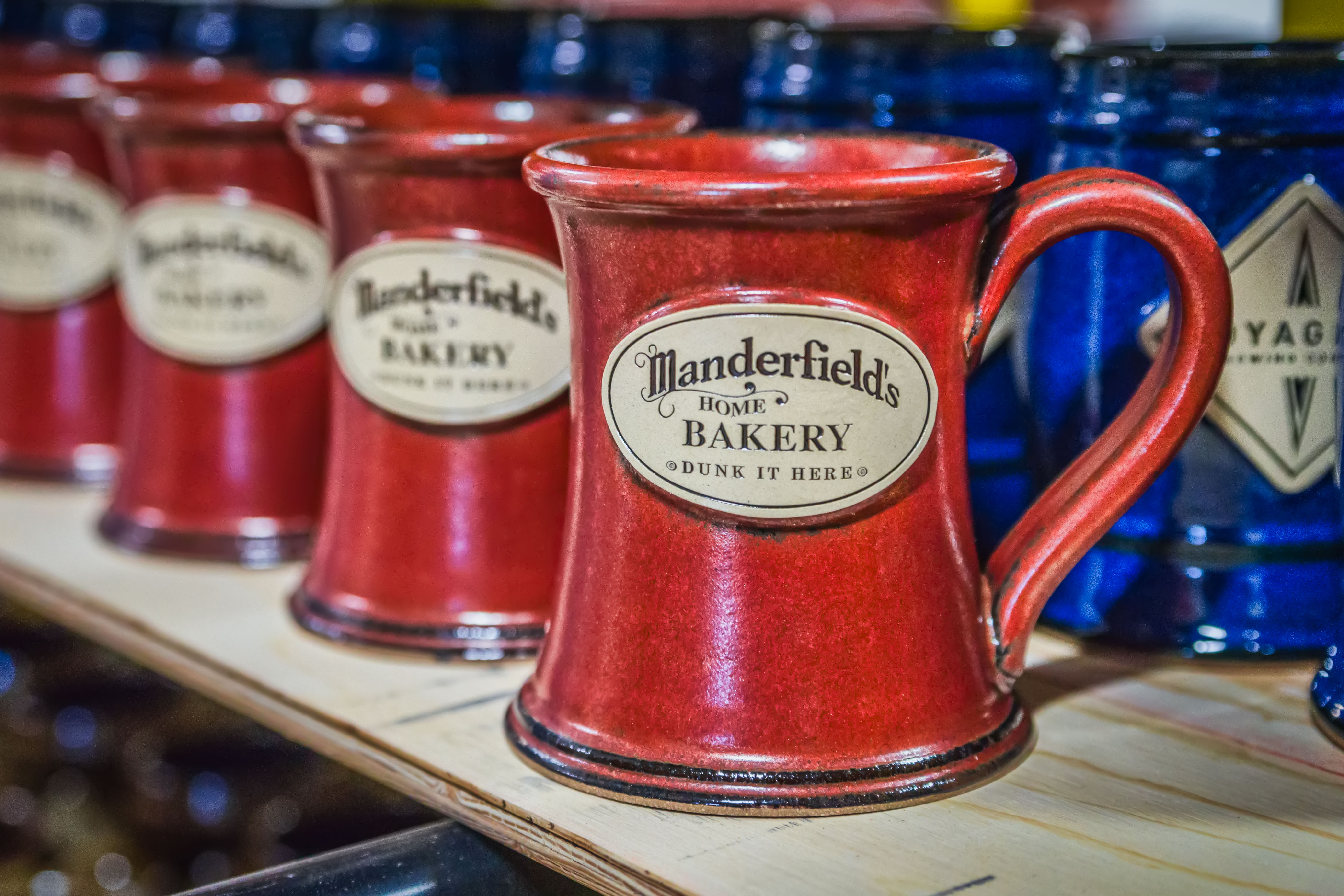 Manderfield's Home Bakery